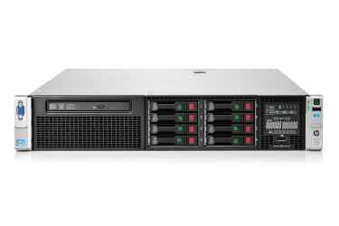 HP Proliant DL380p G8 с 2.5 дискове