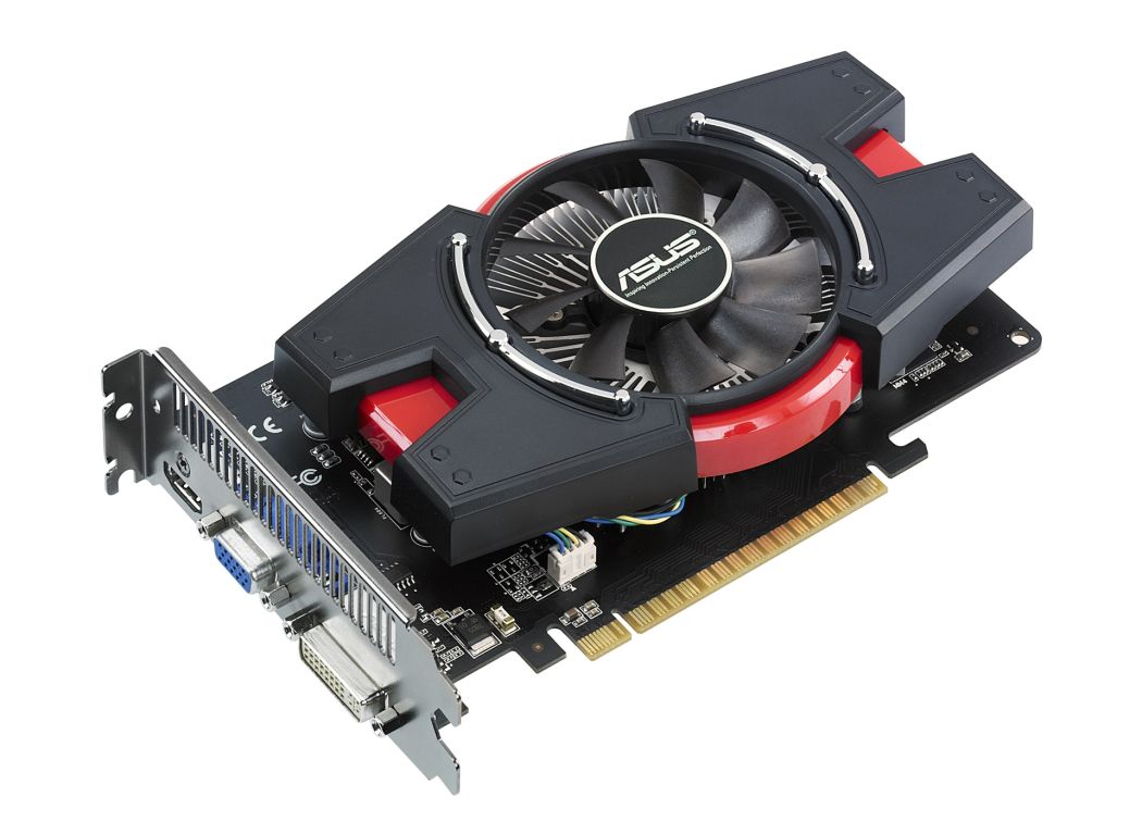 Nvidia GeForce GT 440 Asus